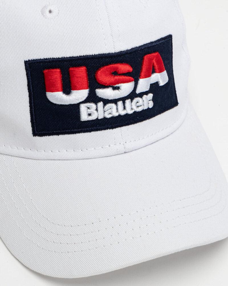 Czapka Blauer BLUA04428_100 biały - fot:2