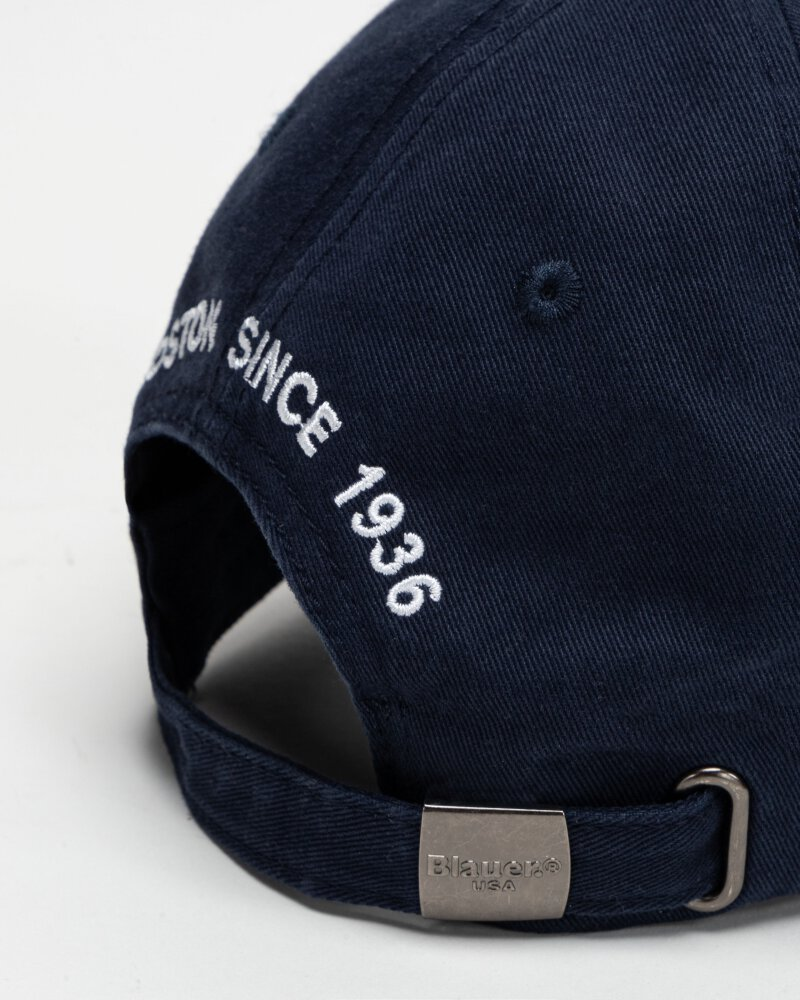 Czapka Blauer BLUA04428_892 granatowy - fot:5