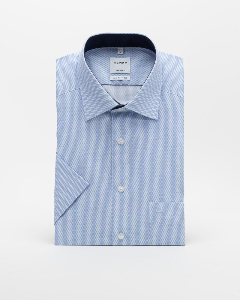 Koszula Olymp 863072_11 niebieski - fot:1