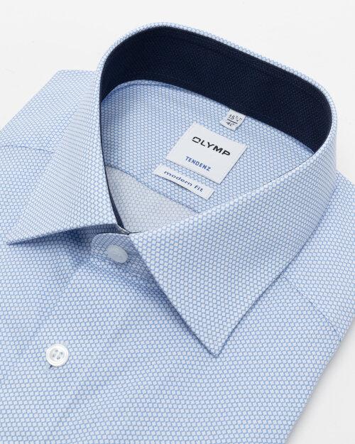 Koszula Olymp 863072_11 niebieski