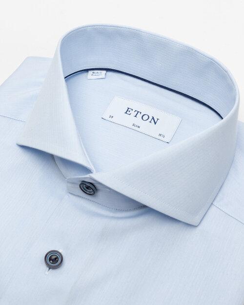 Koszula Eton 1000_03004_21 niebieski
