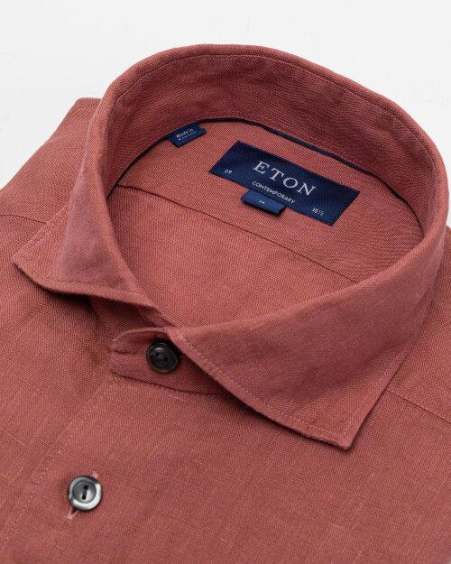 Koszula Eton 1000_02181_56 czerwony