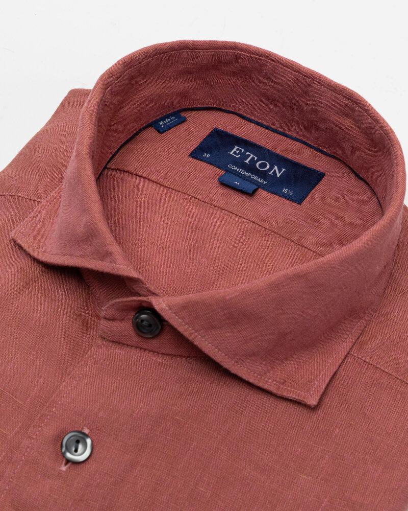 Koszula Eton 1000_02181_56 czerwony - fot:2
