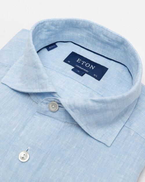 Koszula Eton 1000_02181_20 niebieski
