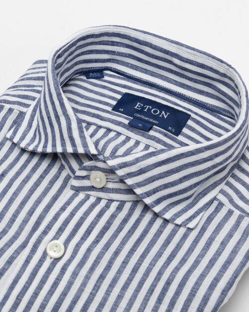 Koszula Eton 1000_03032_29 granatowy