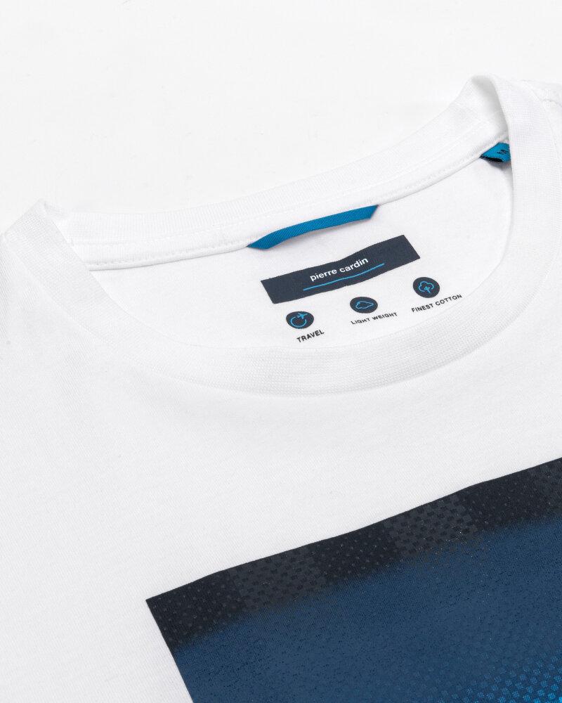 T-Shirt Pierre Cardin 11272_52620_1000 biały - fot:2