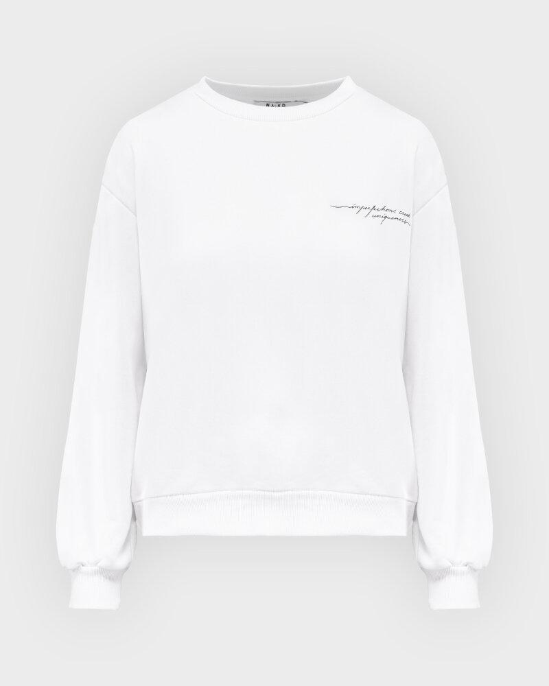 Bluza Na-Kd 1018-006870_WHITE biały - fot:1