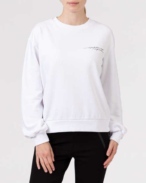 Sweter Na-Kd 1018-006870_WHITE biały