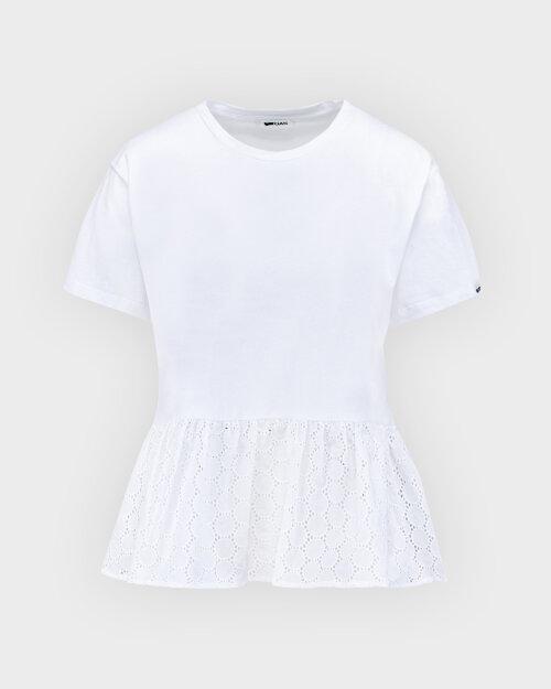 T-Shirt Gas A1440_ALMYS               _0001 biały