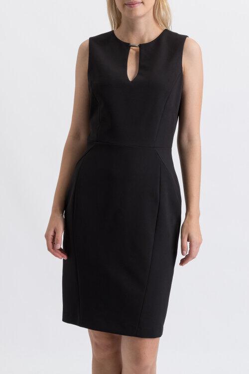 Sukienka Trussardi Jeans 56D00275_1T002800_K299 czarny