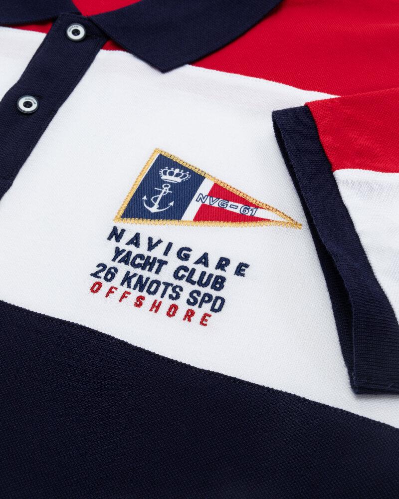 Polo Navigare NV82141_454 granatowy - fot:3