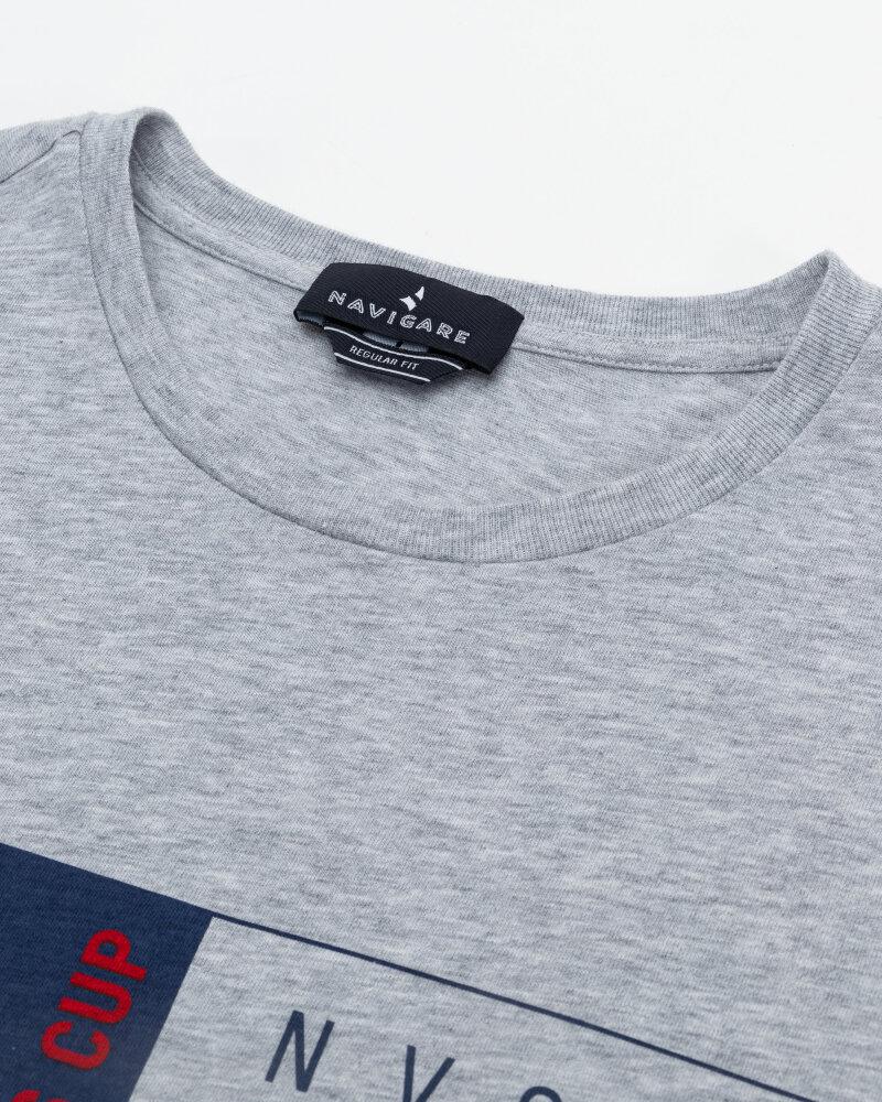 T-Shirt Navigare NV31144_007 szary - fot:2