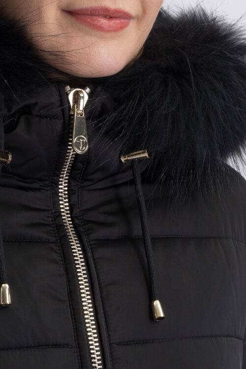 Kurtka Trussardi Jeans 56S00360_1T002741_K299 czarny