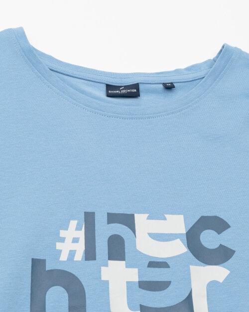 T-Shirt Daniel Hechter 75003-111901_630 niebieski