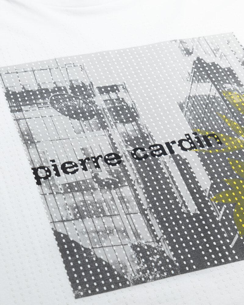 T-Shirt Pierre Cardin 11272_52610_1000 biały - fot:3