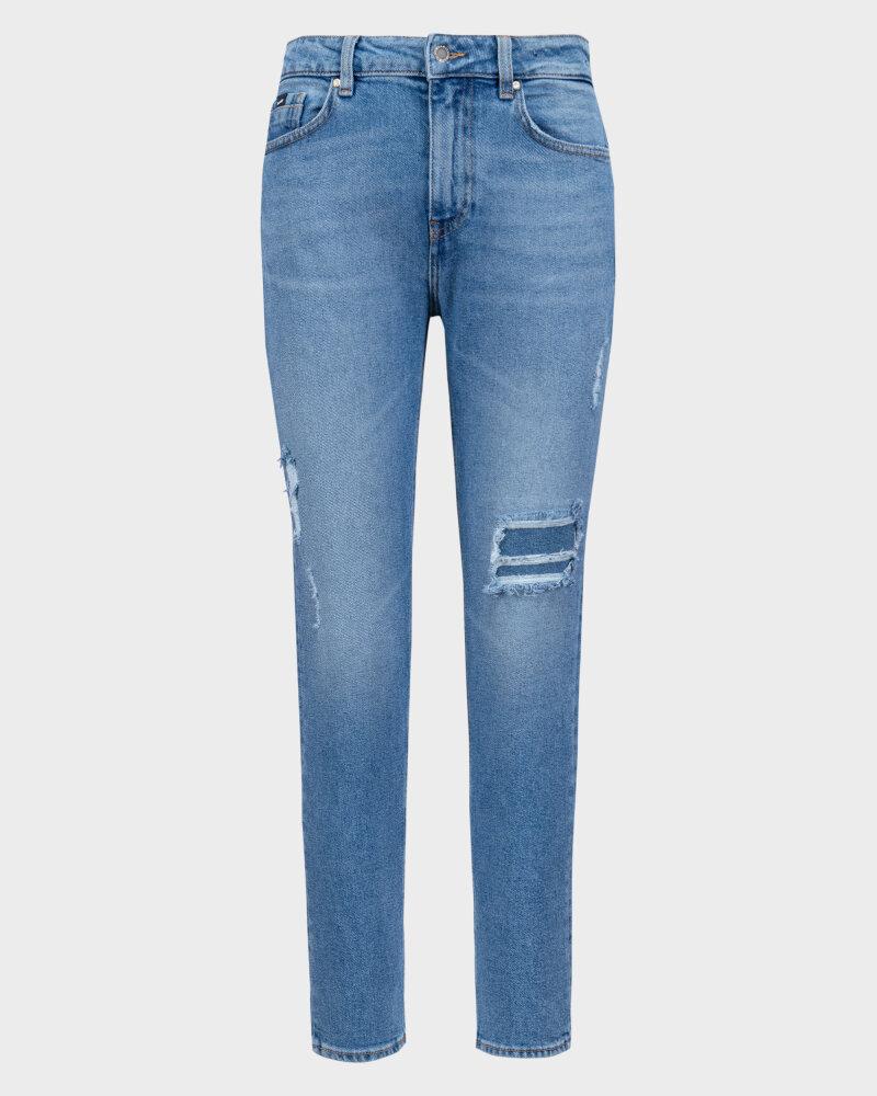 Spodnie Gas A0429_DYANE Z             _WV70 niebieski - fot:1