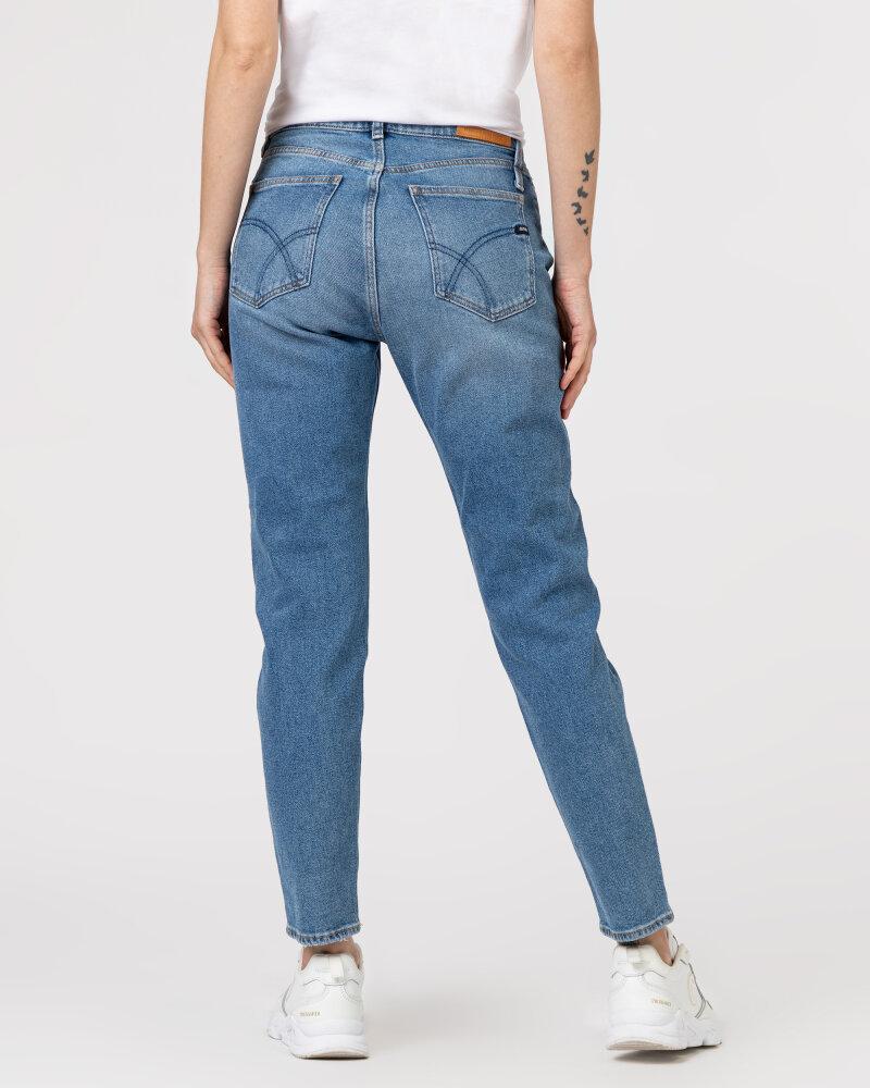 Spodnie Gas A0429_DYANE Z             _WV70 niebieski - fot:4