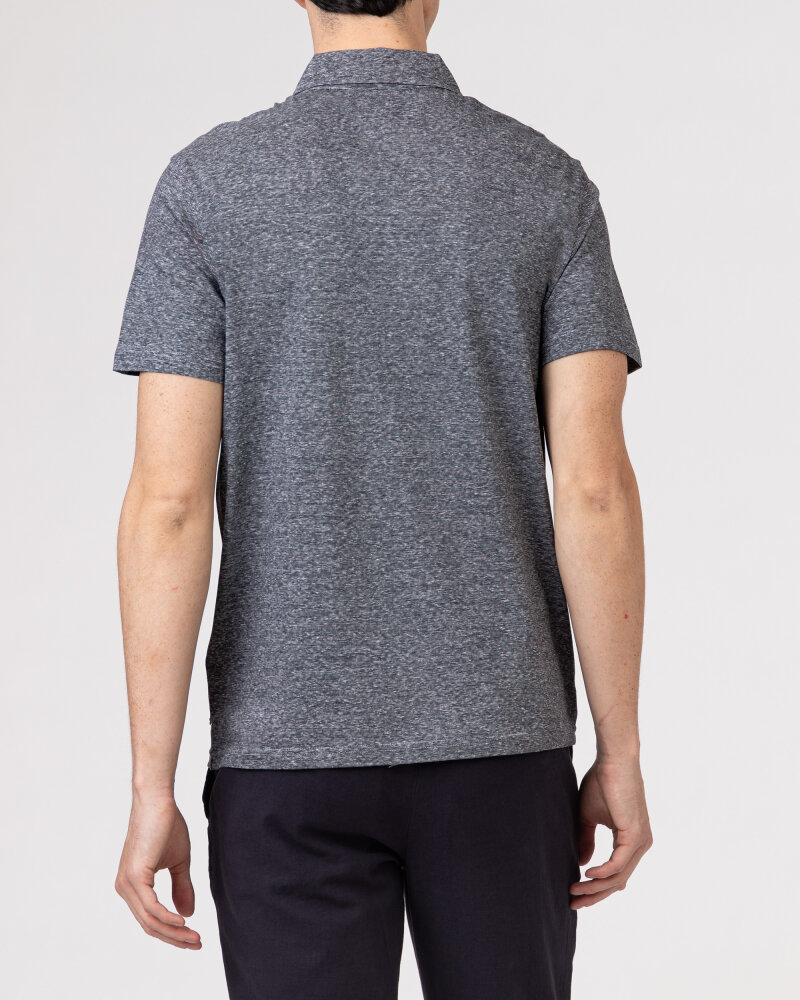 T-Shirt Baldessarini 5044_10008_6300 szary - fot:5