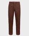 Spodnie Oscar Jacobson NICO 5233_5032_576 brązowy