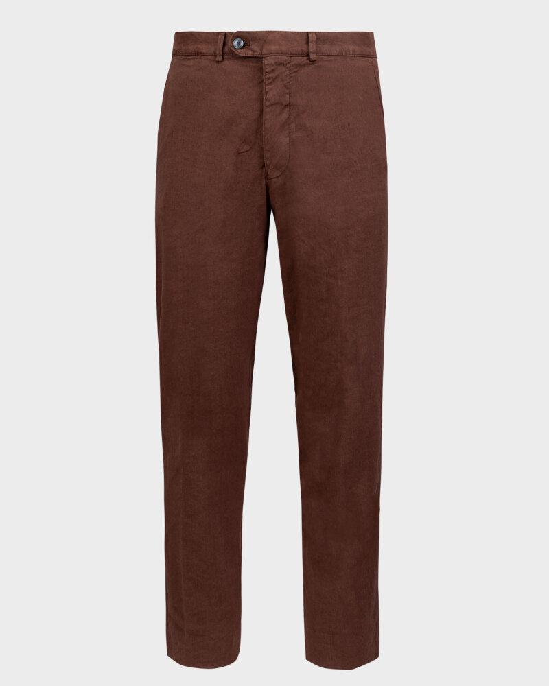 Spodnie Oscar Jacobson NICO 5233_5032_576 brązowy - fot:1