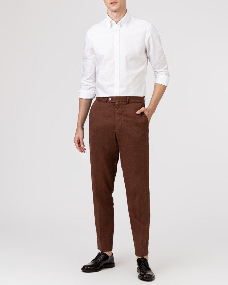 Spodnie Oscar Jacobson NICO 5233_5032_576 brązowy - fot:5