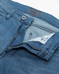 Spodnie Hattric 5239688465_46 niebieski- fot-1