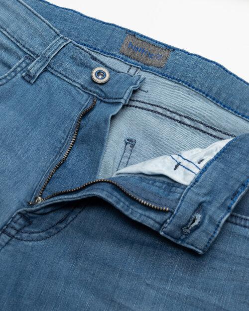 Spodnie Hattric 5239688465_46 niebieski