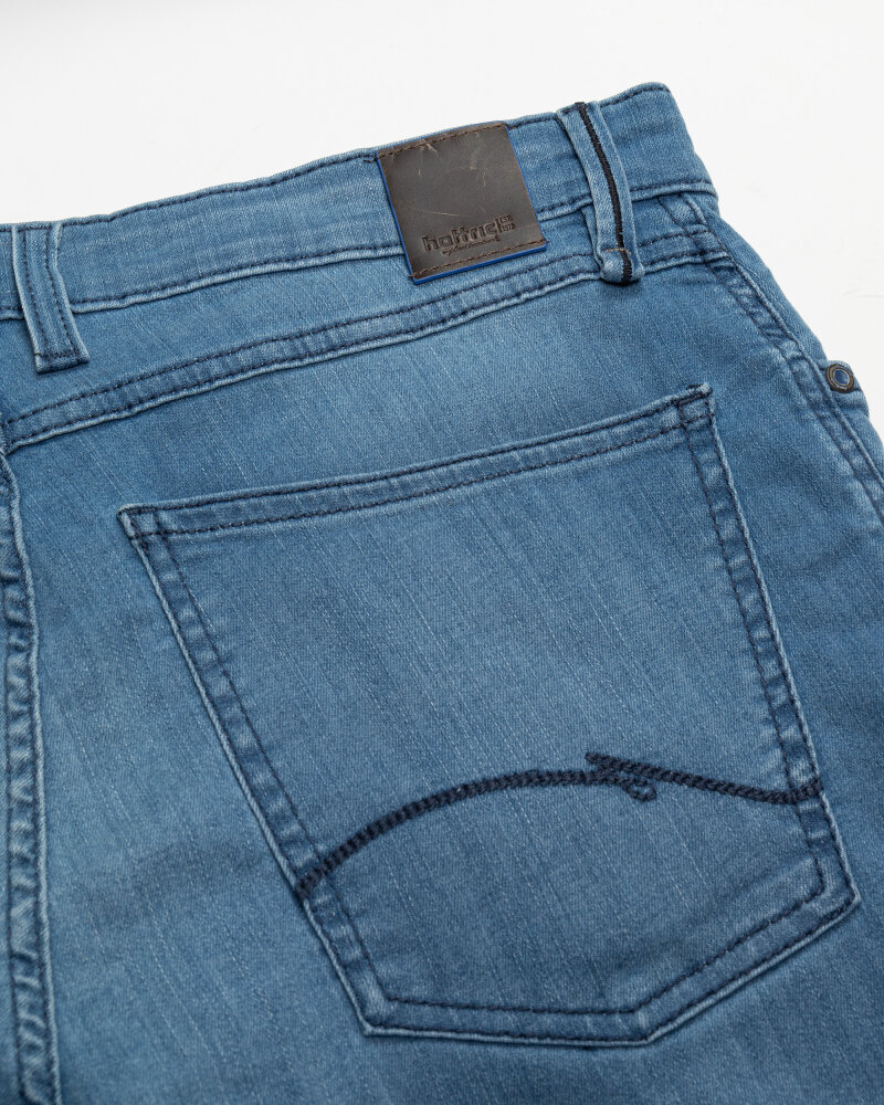 Spodnie Hattric 5239688465_46 Niebieski Hattric 5239688465_46 niebieski - fot:3