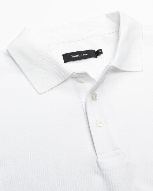 Polo Matinique 30205396_114001 biały