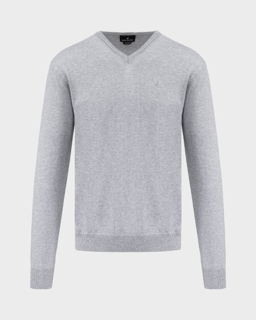 Sweter Navigare NV0020320_307 jasnoszary