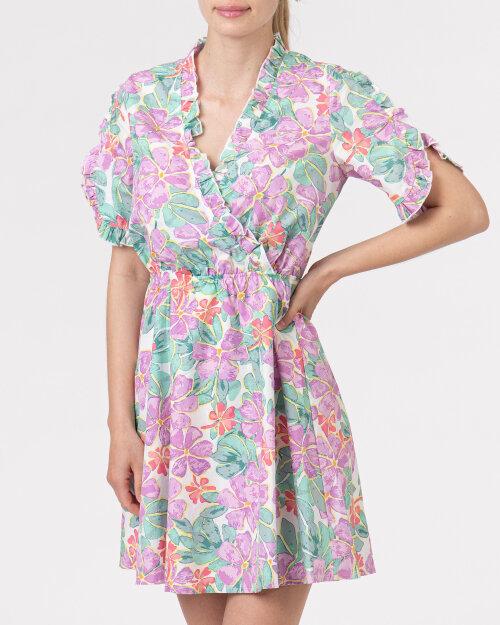 Sukienka Na-Kd 1018-006849_PURPLE wielobarwny