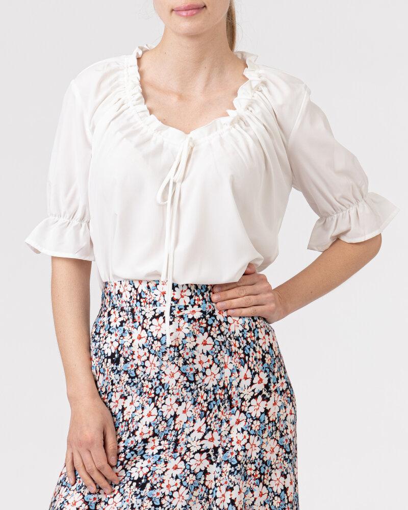 Bluzka Na-Kd 1018-006796_WHITE biały - fot:2