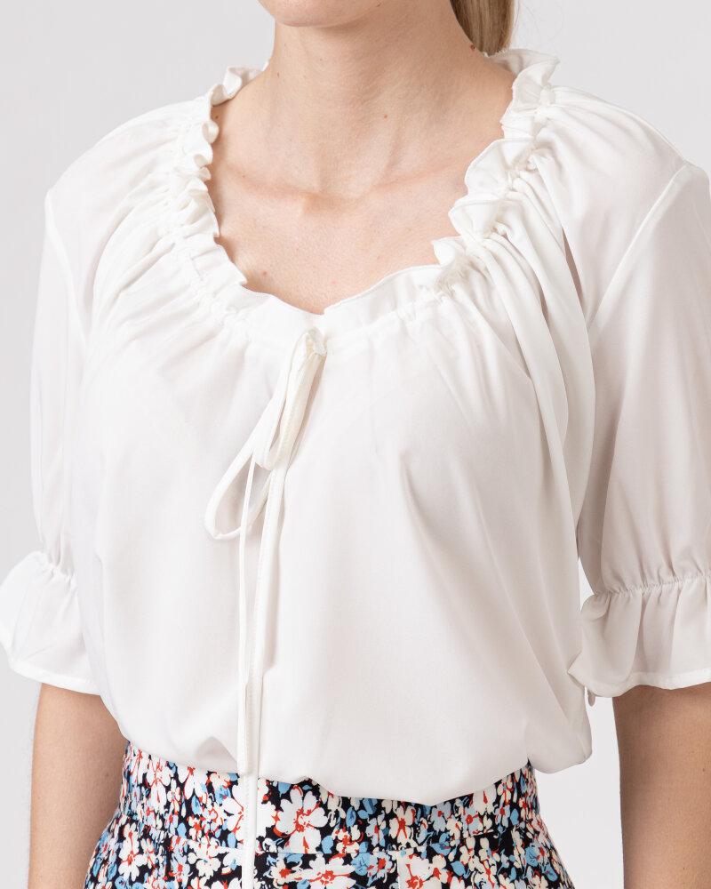 Bluzka Na-Kd 1018-006796_WHITE biały - fot:3