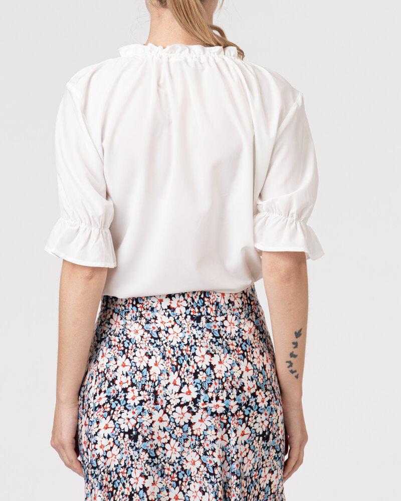 Bluzka Na-Kd 1018-006796_WHITE biały - fot:4
