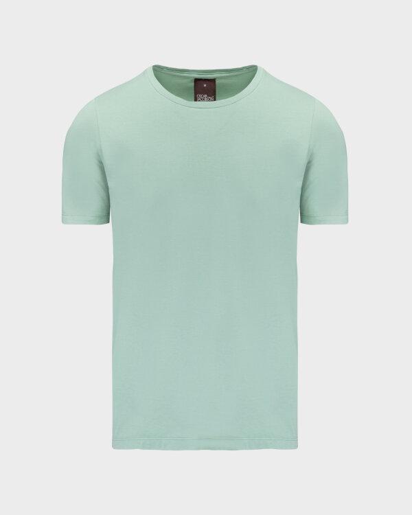T-Shirt Oscar Jacobson KYRAN 6789_5616_833 zielony