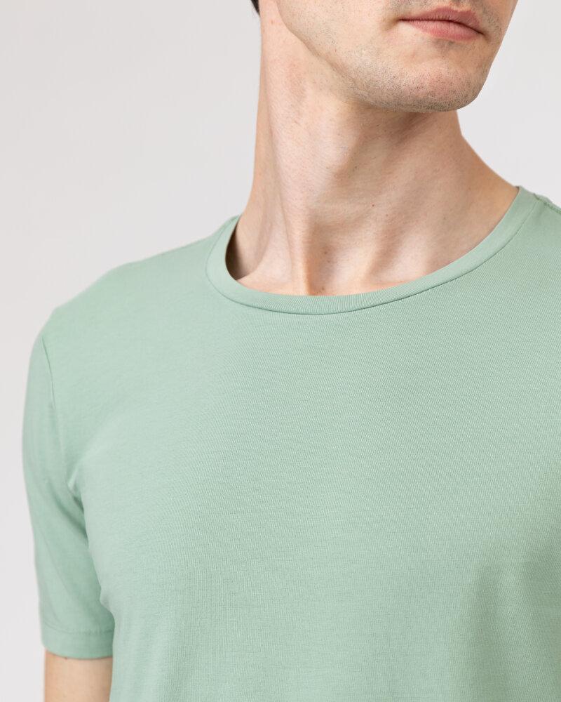T-Shirt Oscar Jacobson KYRAN 6789_5616_833 zielony - fot:3