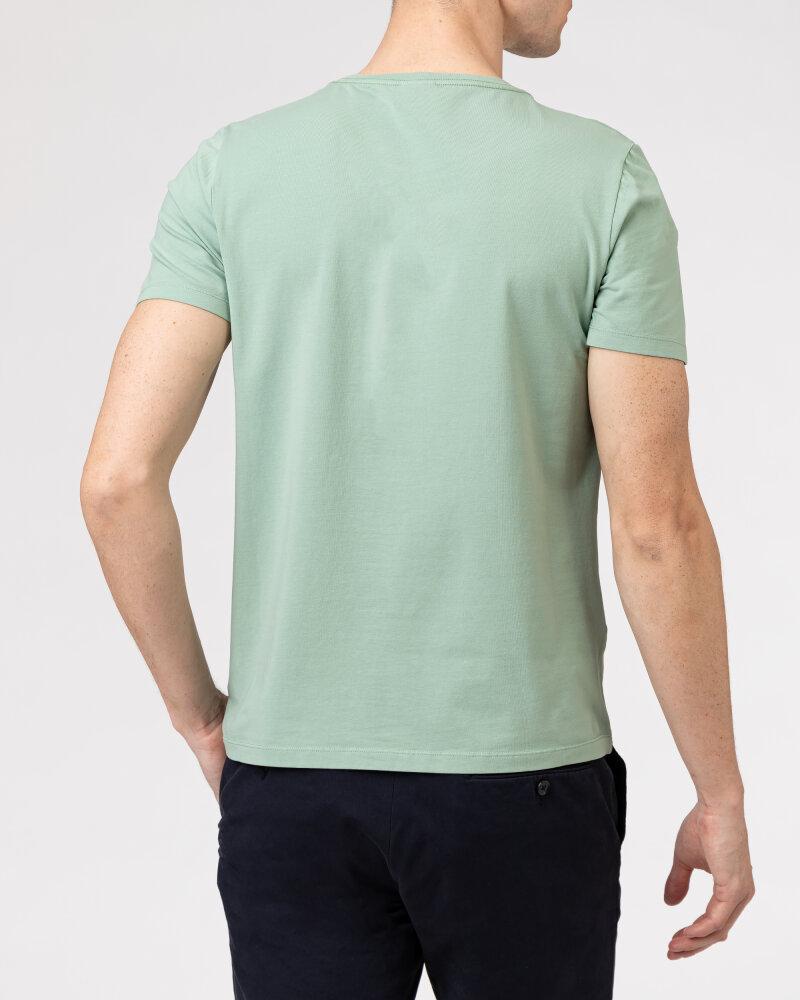 T-Shirt Oscar Jacobson KYRAN 6789_5616_833 zielony - fot:4