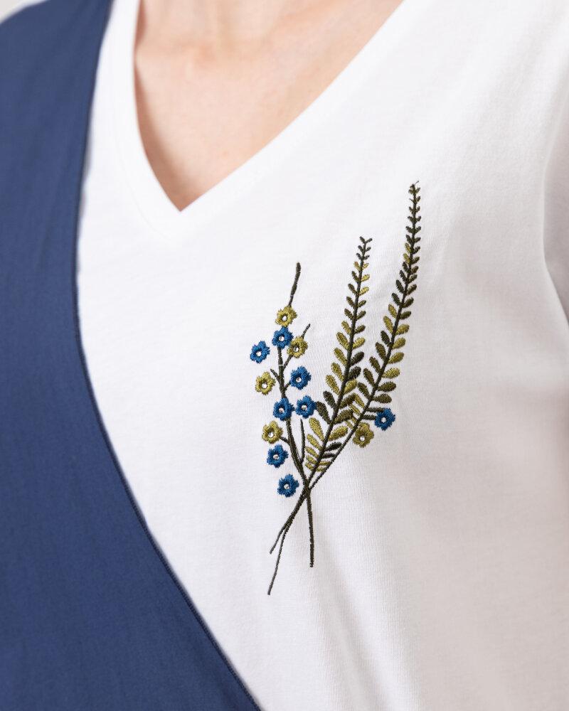 T-Shirt Campione 1583517_121130_84411 biały - fot:3