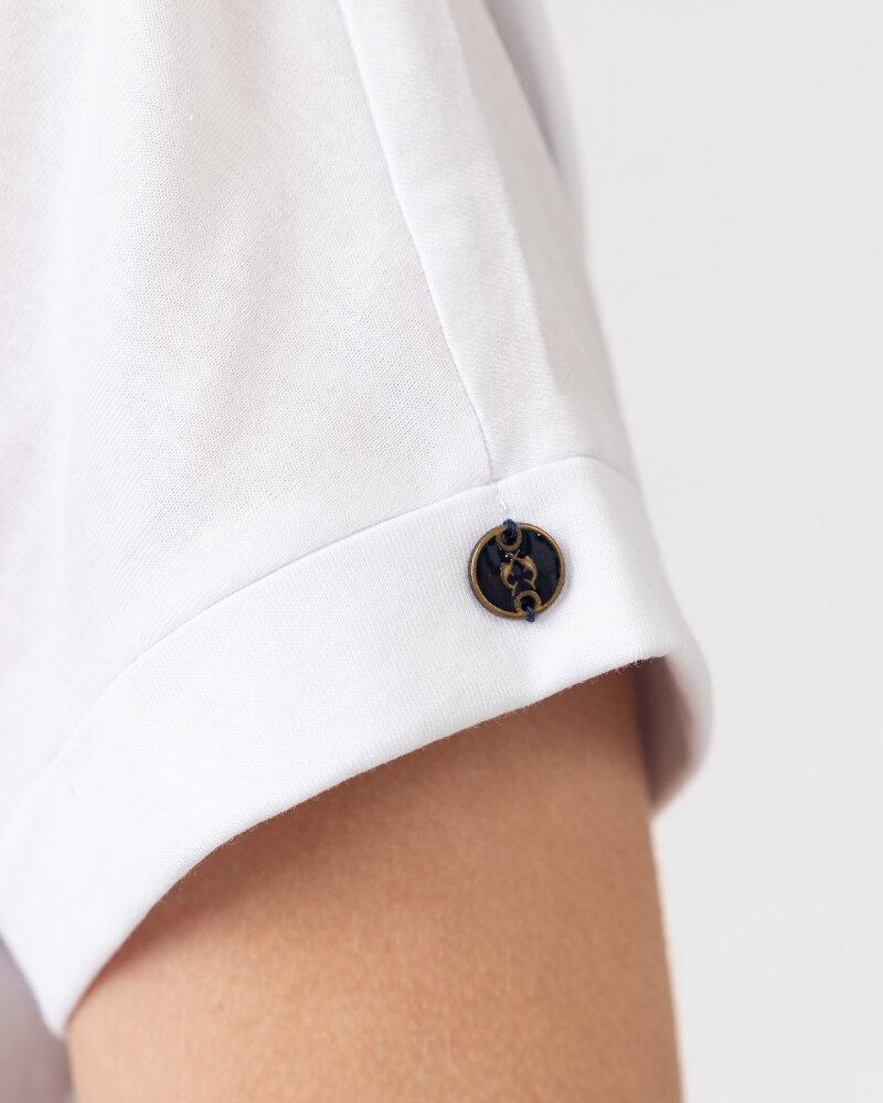 T-Shirt Campione 1583517_121130_84411 biały - fot:4