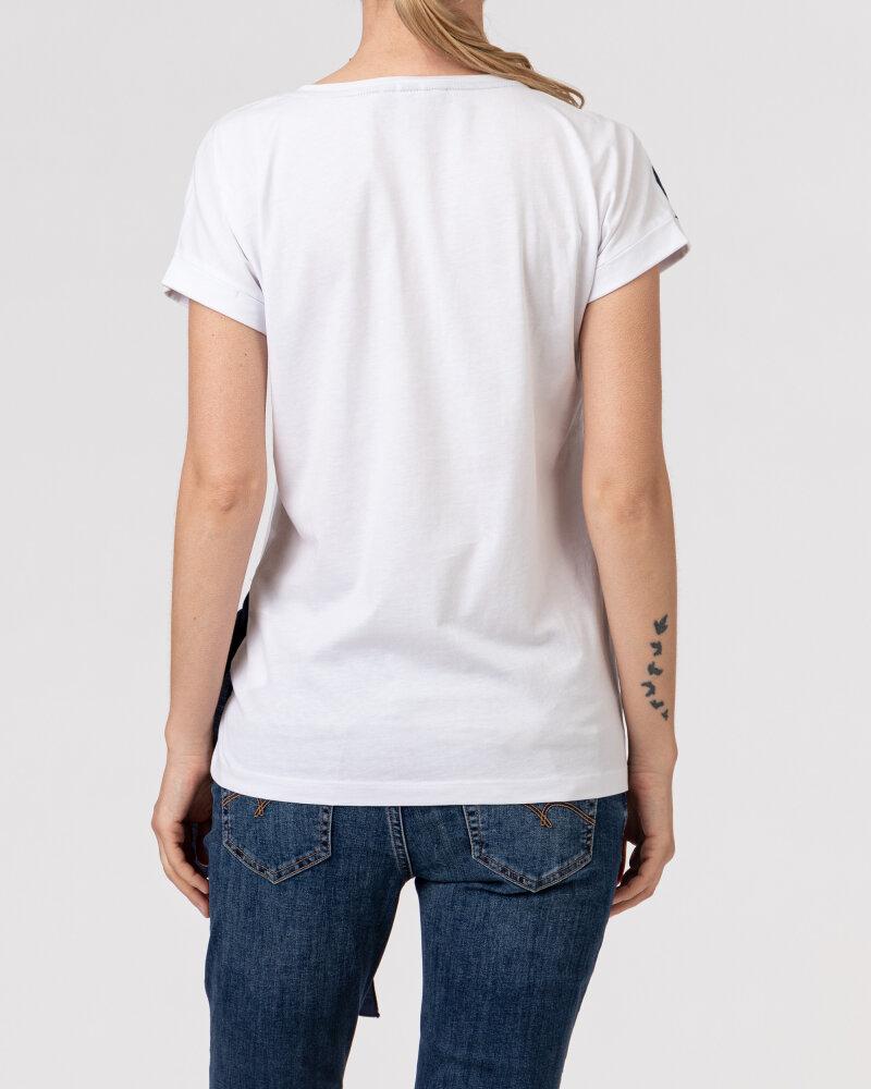 T-Shirt Campione 1583517_121130_84411 biały - fot:6
