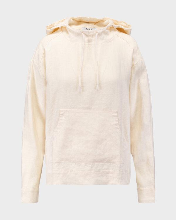 Bluza Na-Kd 1018-006783_LIGHT BEIGE kremowy