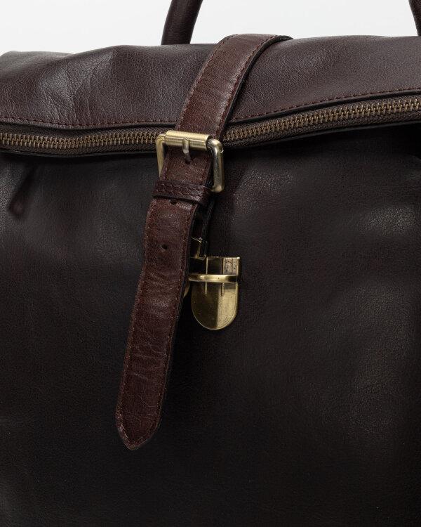 Torba Saddler 109990004_DK. BROWN brązowy