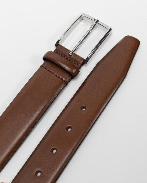 Pasek Saddler 785730002_BROWN brązowy