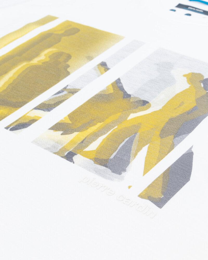 T-Shirt Pierre Cardin 11274_52630_1000 biały - fot:3