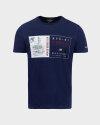 T-Shirt Navigare NV31144_454 granatowy