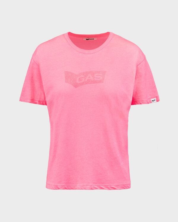 T-Shirt Gas A1150_FRANCYS NEW GLITTER _1890 różowy