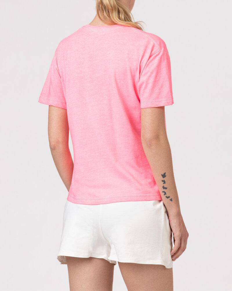 T-Shirt Gas A1150_FRANCYS NEW GLITTER _1890 różowy - fot:5