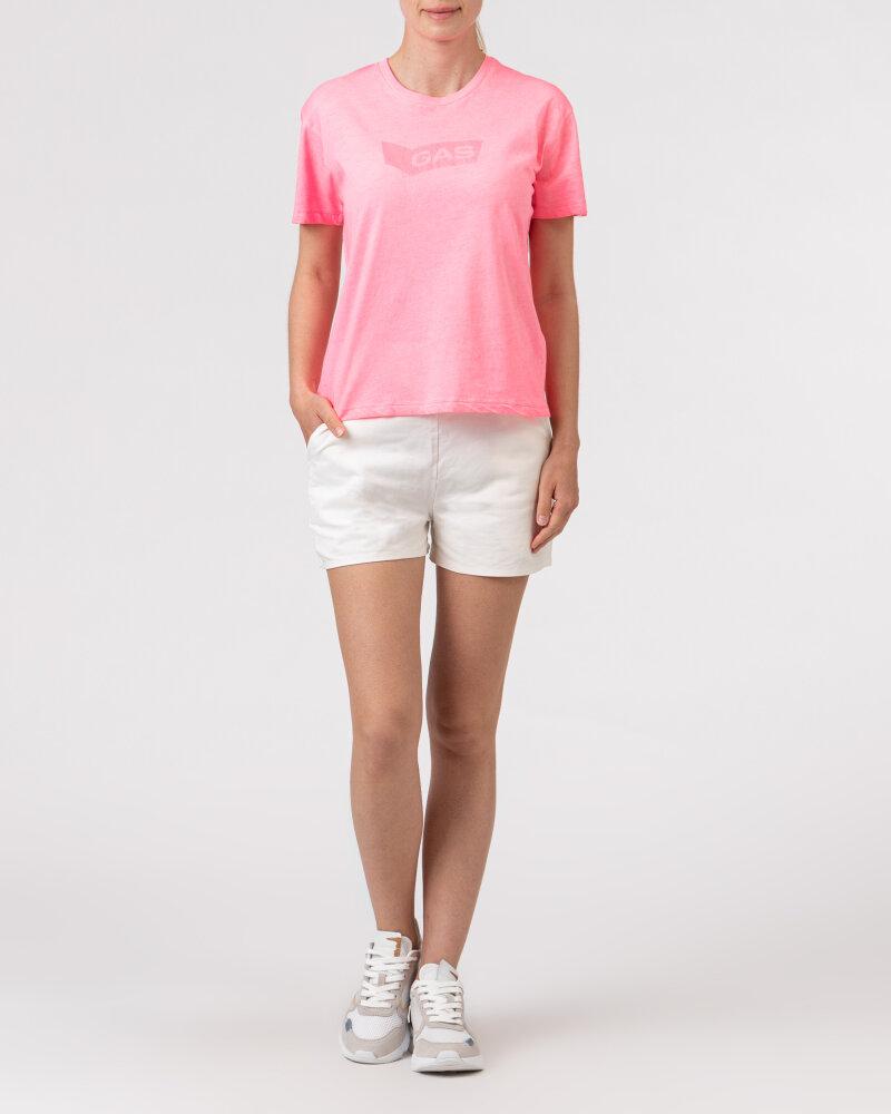 T-Shirt Gas A1150_FRANCYS NEW GLITTER _1890 różowy - fot:6