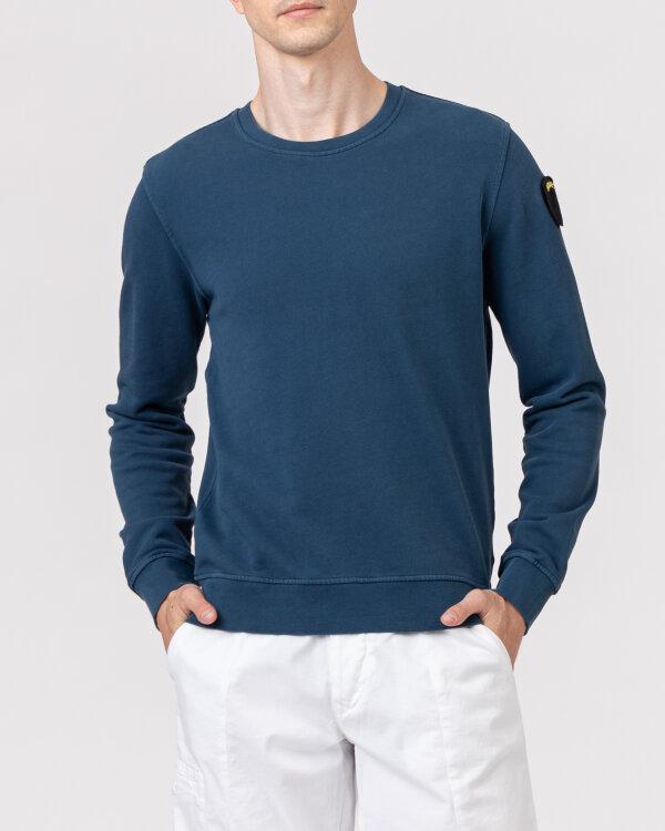 Bluza Blauer BLUF03410_6011_802 niebieski