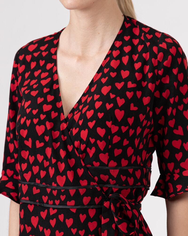 Sukienka Co'Couture 76212_HEARTBEAT_96 BLACK czarny - fot:3